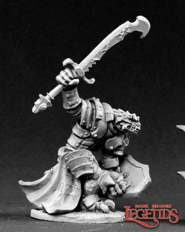 03436 Dragonman Warrior