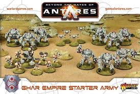 Ghar Empire Starter Army