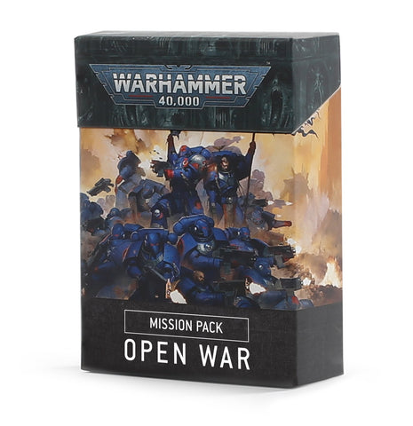 Warhammer 40.000 9th Edition Mission Pack: Open War