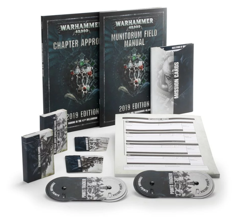 Chapter Approved 2019 Warlord Edition