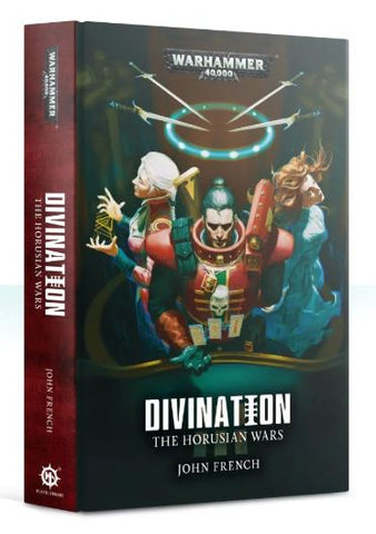 Divination - The Horusian Wars