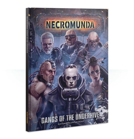 Necromunda: Gangs Of The Underhive Gaming Supplement