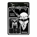 Venom ReAction Action Figure Black Metal 10 cm