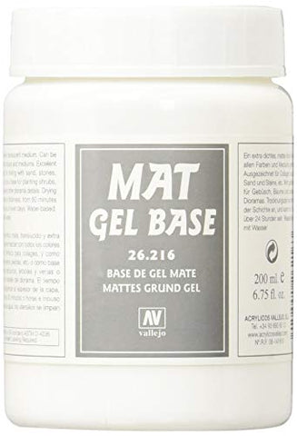 Mat Gel Base