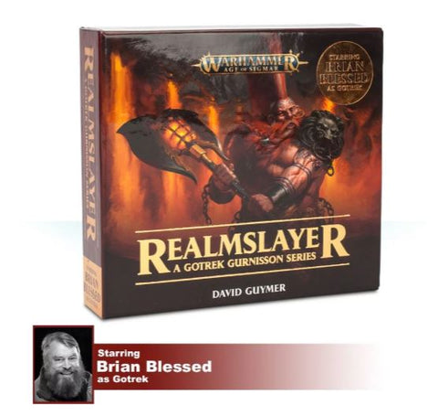 Realmslayer: A Gotrek Gurnisson Series CD