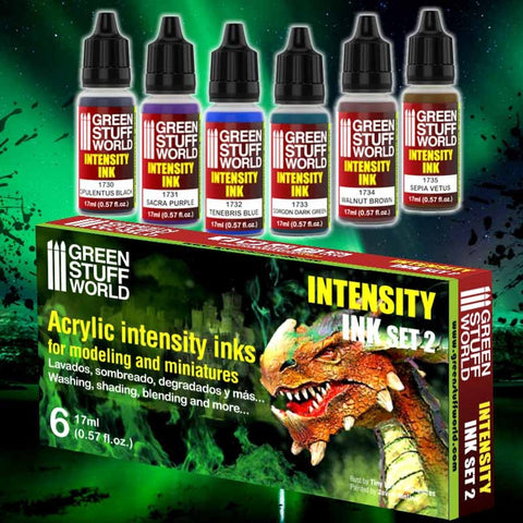 GSW Intensity Ink Set 2 (x6)