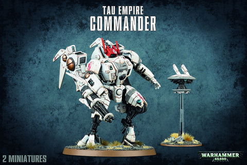 T'au Empire Commander