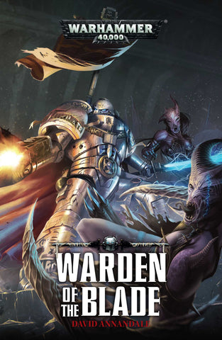 Warden Of The Blade (Book 1)