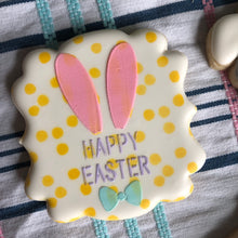 Large Easter Cookie