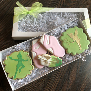 Peter Pan Ballet Cookie Set