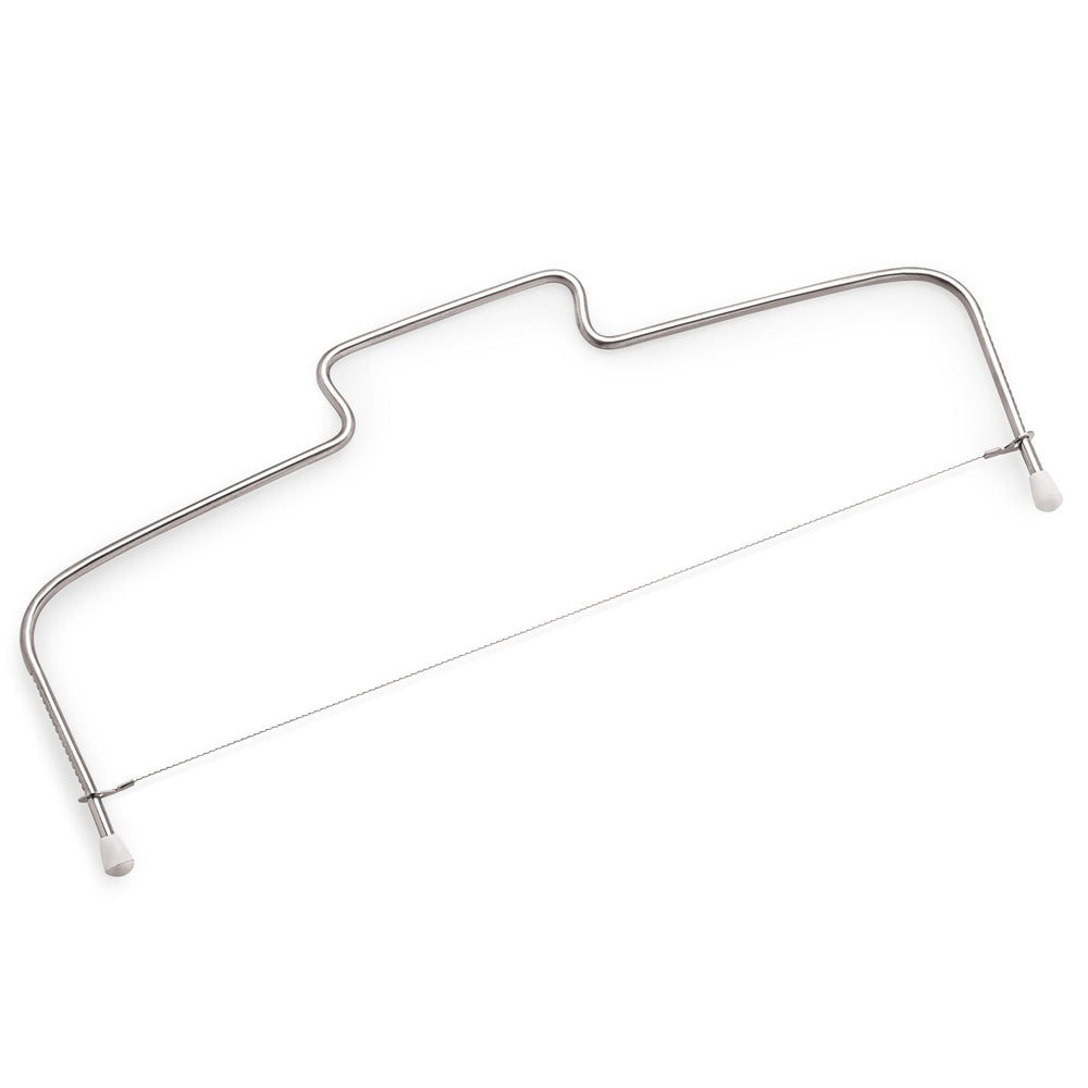 Cake Slicer Cum Leveler With Adjustable Wire