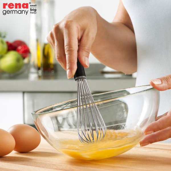 Nylon Plastic Handle Whisk (Multiple Sizes)