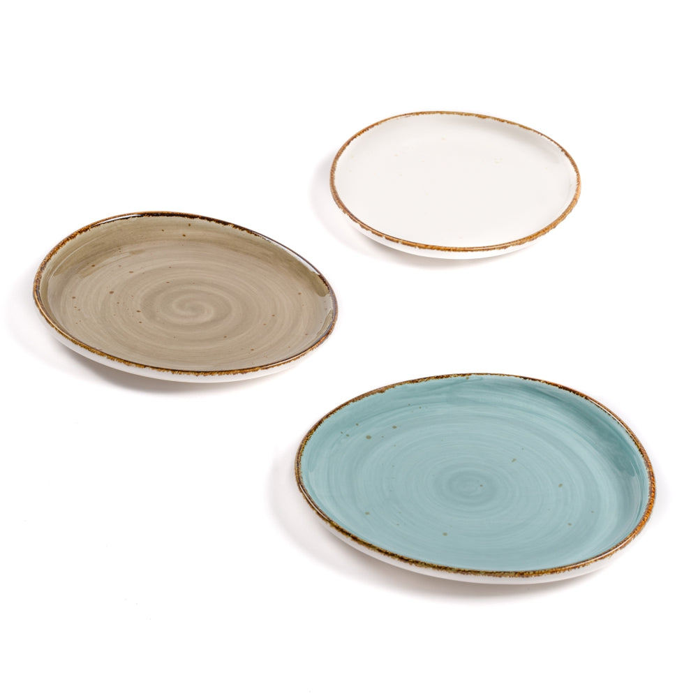 Amalfi - Ovate (Set of 3 pieces multi-color)