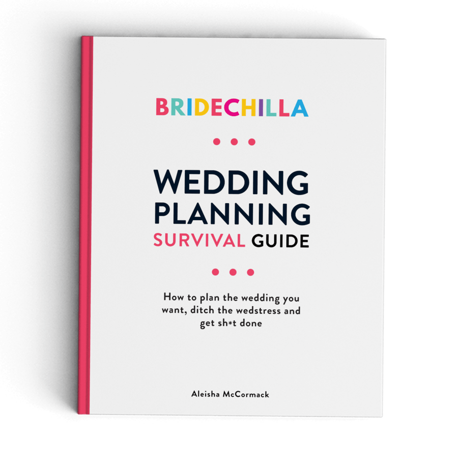 Bridechilla Wedding Planning Survival Guide