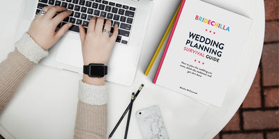 Bridechilla Wedding Planning Guide Pack