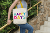 Happy Days Tote bag - Bridechilla - Wedding Planning
