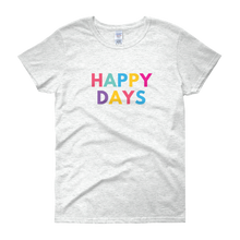 Happy Days Unisex short sleeve t-shirt