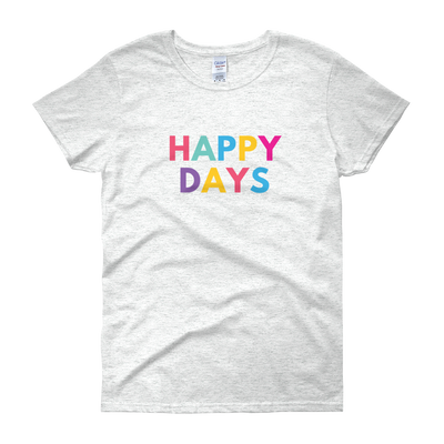 Happy Days T-shirt