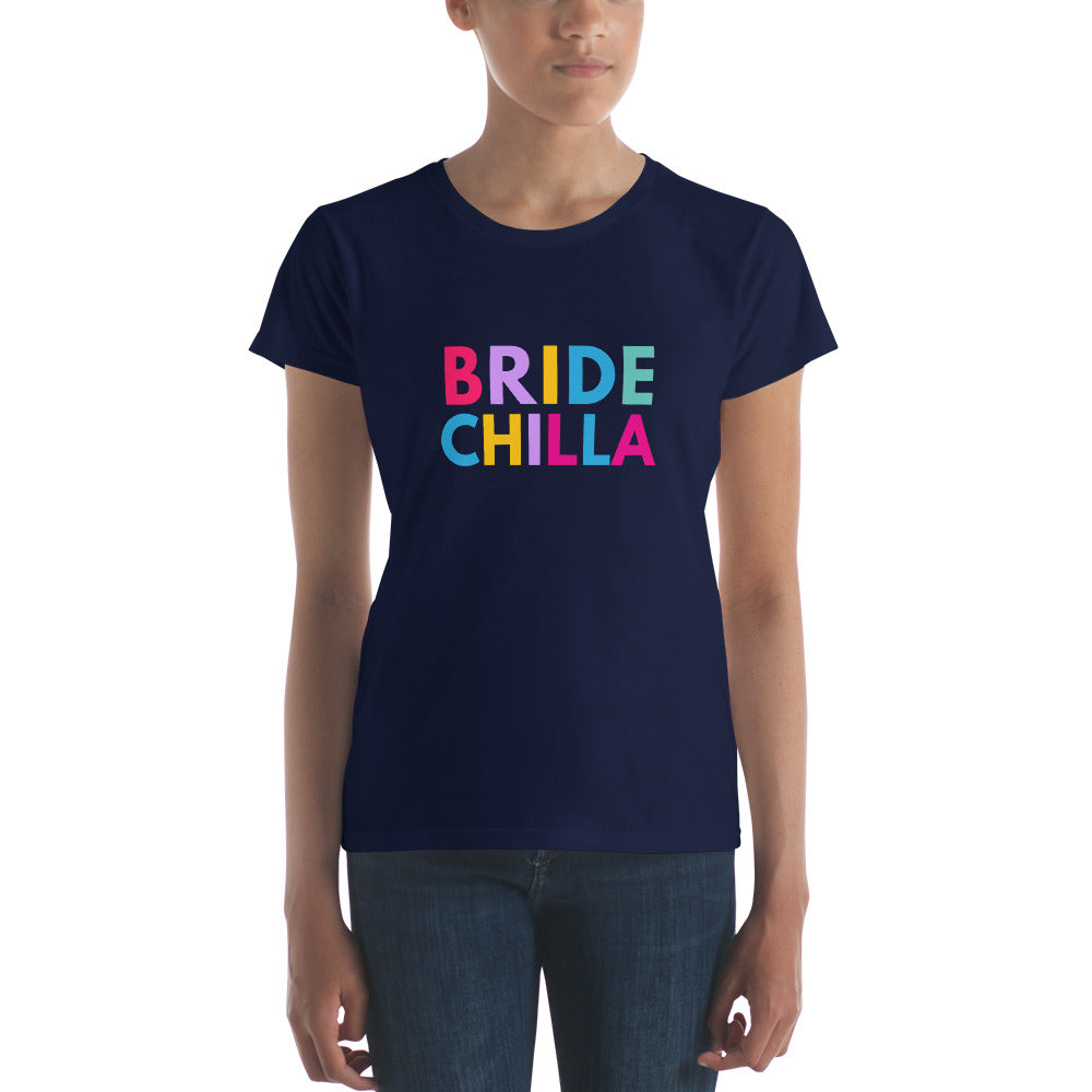 Bridechilla T-shirt - Bridechilla - Wedding Planning