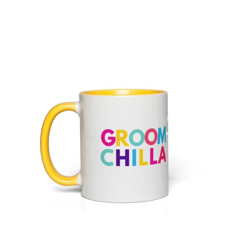 Groomchilla Mug - Bridechilla - Wedding Planning