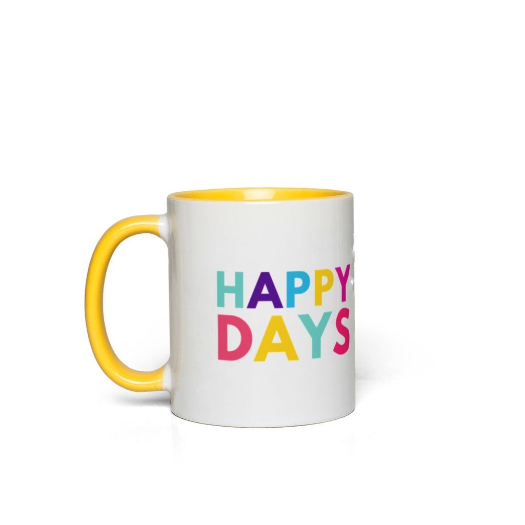 Happy Days Mug - Bridechilla - Wedding Planning