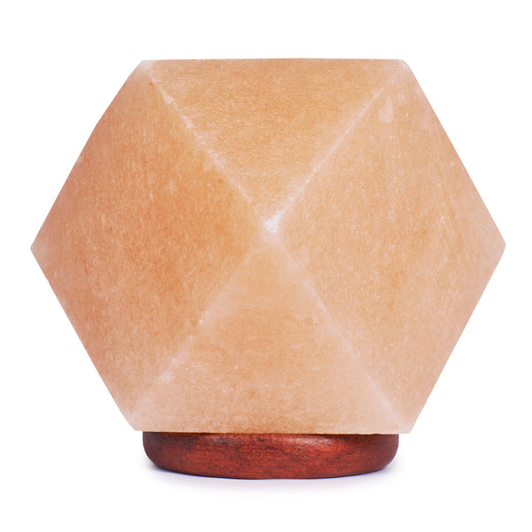 Glow Himalayan Diamond Salt Lamp
