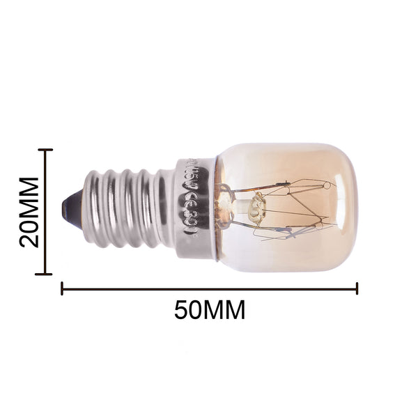 Glow Himalayan 3 Pack 15W Incandescent Replacement Bulb