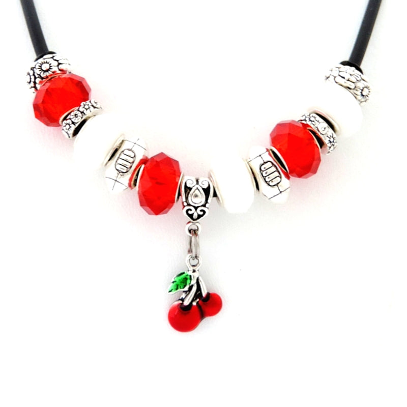 Gloucester Rugby Colours Necklace