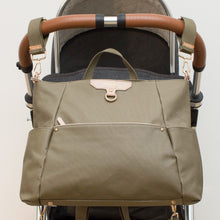 Ready-Set Tote Diaper Bag Backpack By CHIC-A-BOO