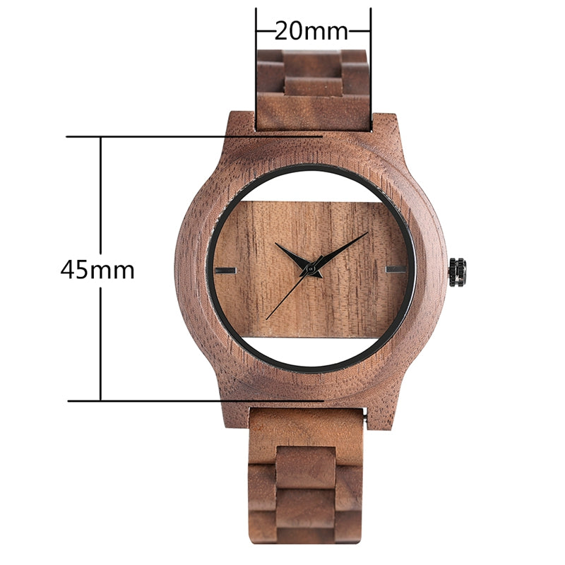 quartz bewell ebony amazon handmade wood natural wooden luxury top watch watches analog com dp gift