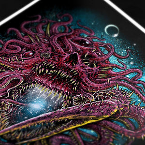 AZATHOH THE NUCLEAR CHAOS ART PRINT