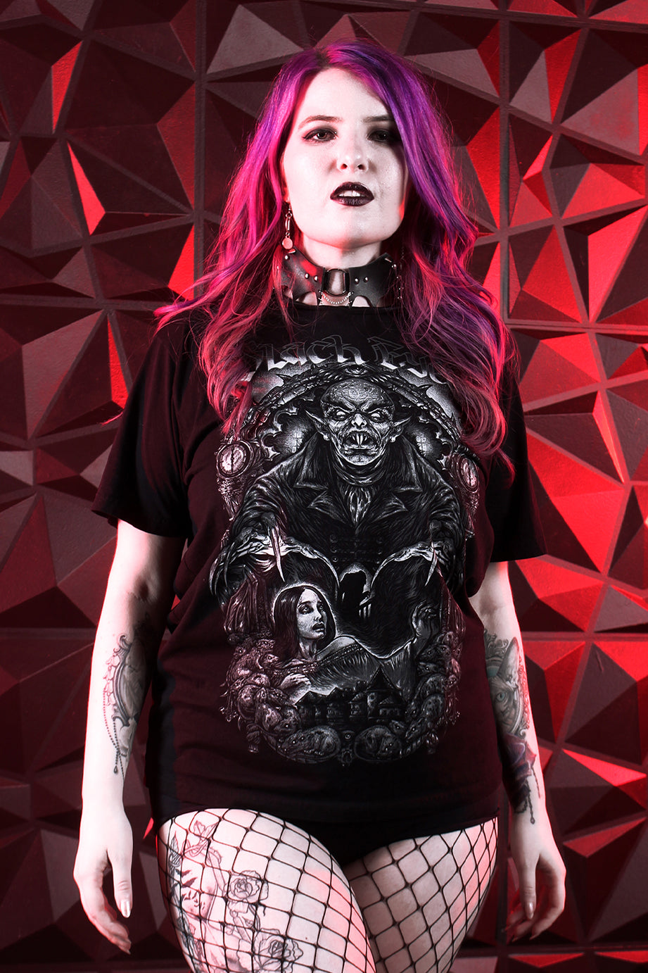 BLOOD IS LIFE UNISEX T-SHIRT