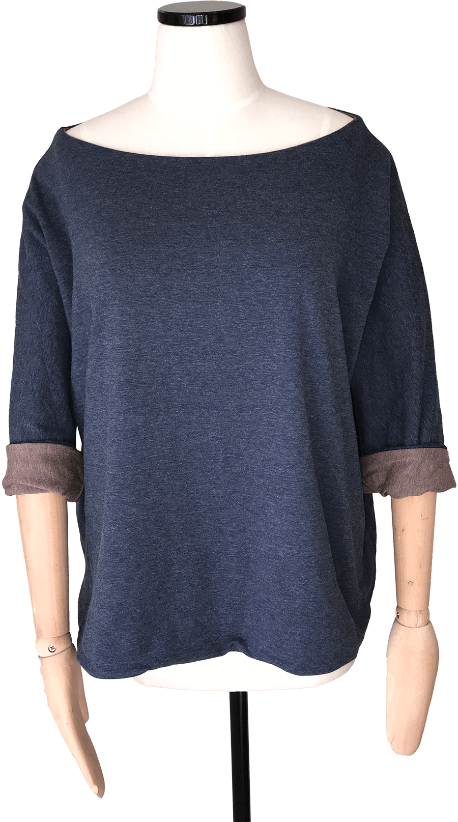 THE BOATNECK SHIRT