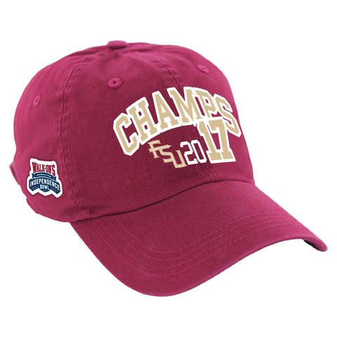 2017 Independence Bowl Champion Baseball Cap