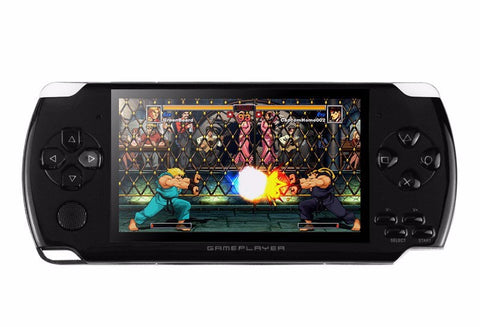 4.3 inch Handheld Game Console 8Gb Mp4 Mp5