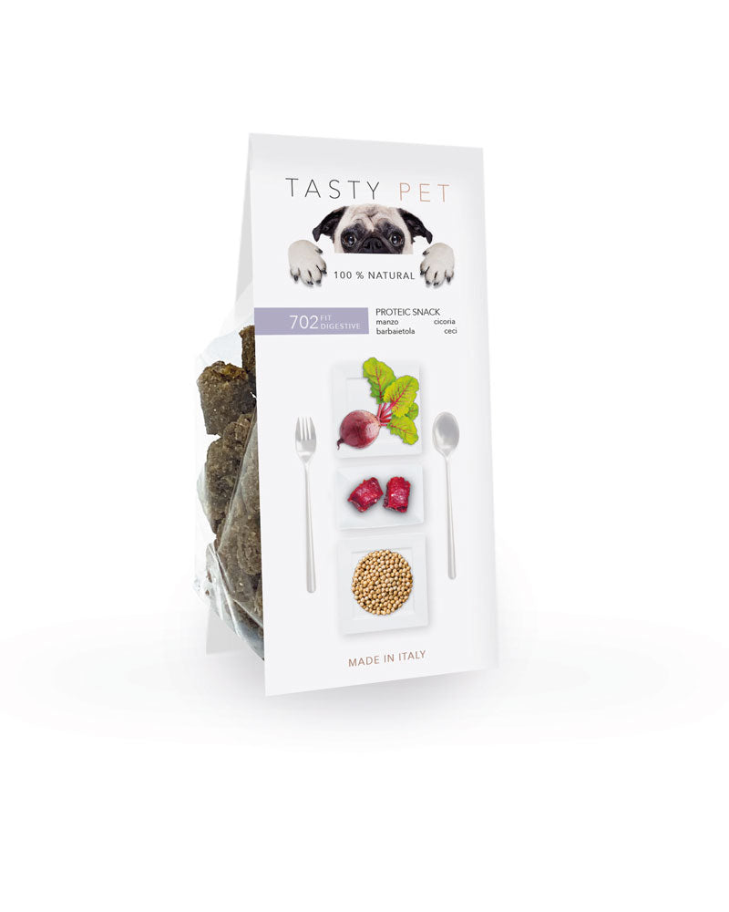 702 | SNACK MIGNON AL MANZO - 100% NATURALI - tasty.pet