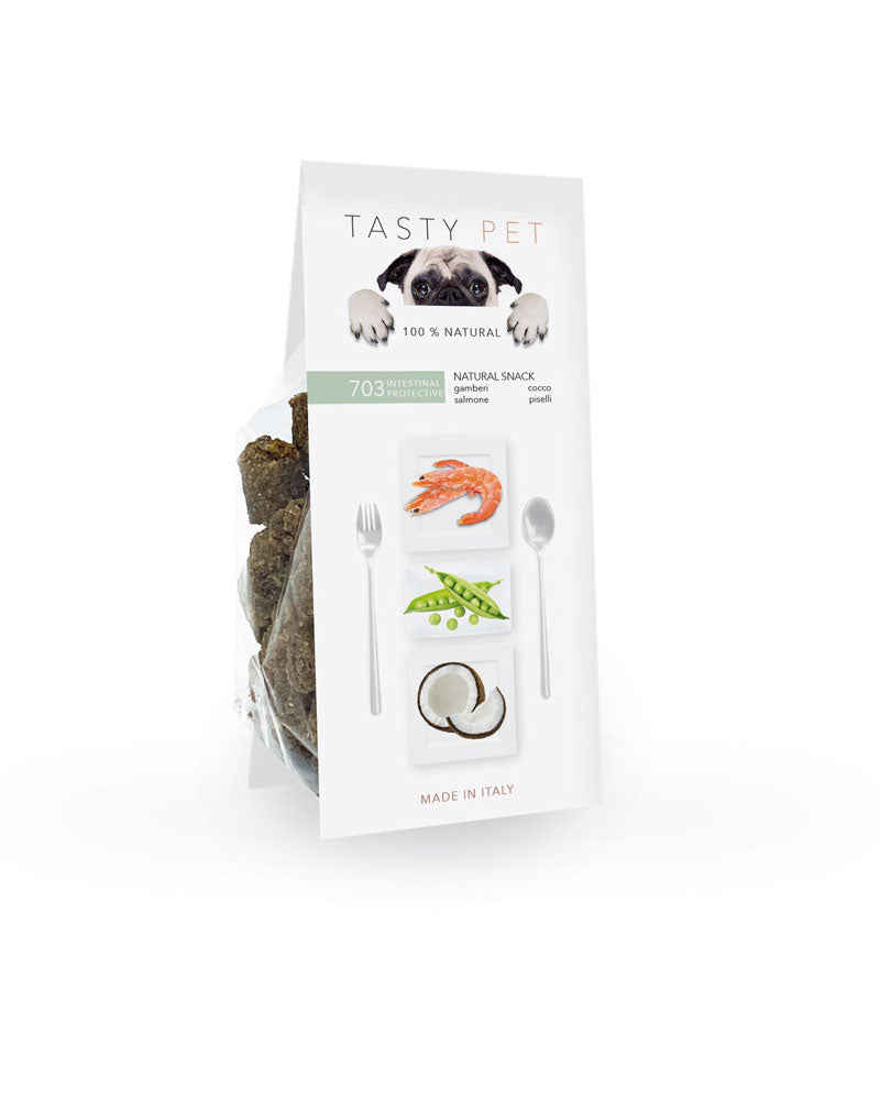 703 | SNACK MIGNON AL PESCE - 100% NATURALI - tasty.pet