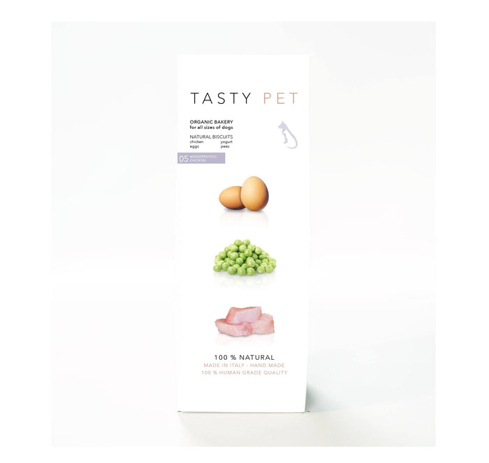 05 MONOPROTEIC CHICKEN - tasty.pet