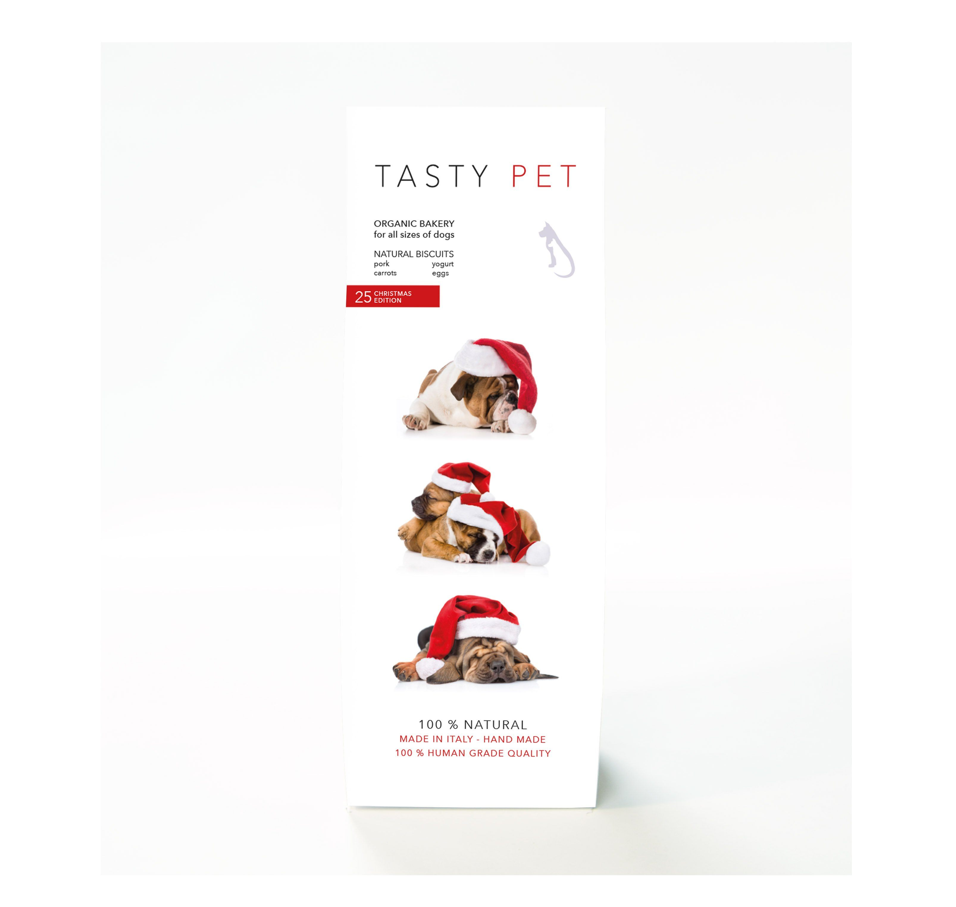 25 CHRISTMAS EDITION - tasty.pet