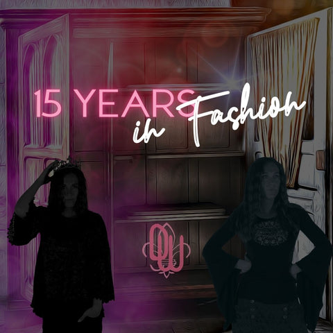 15 years in fashion!