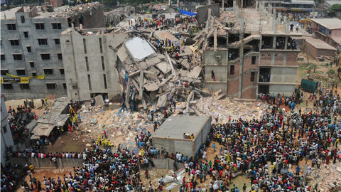 Rana Plaza Bangladesh from Fashion Revolution