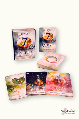 Kort Oracle of the 7 Energies - DesignWerket