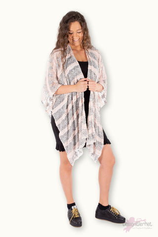 Accessories WRAP poncho - DesignWerket