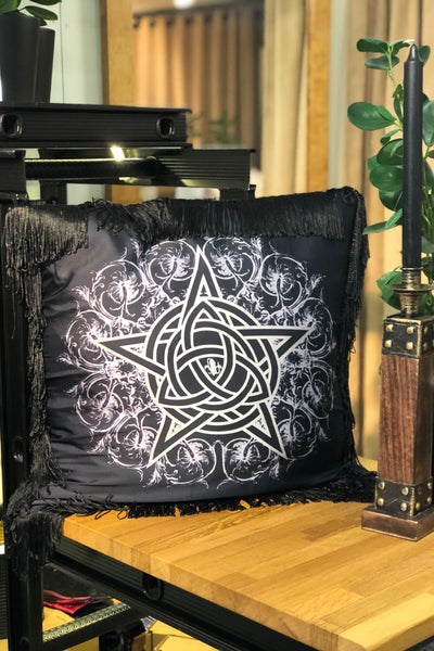 SATIN PENTAGRAM pillowcase - DesignWerket