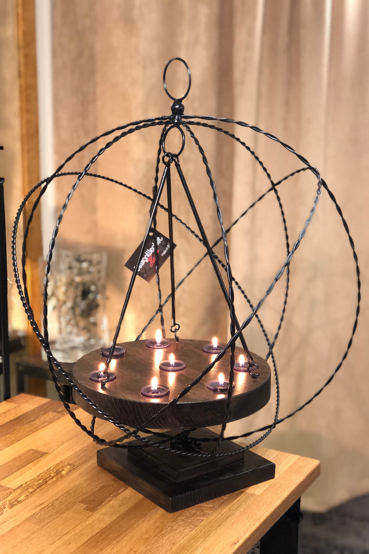 ALTERSBRUK candle holder