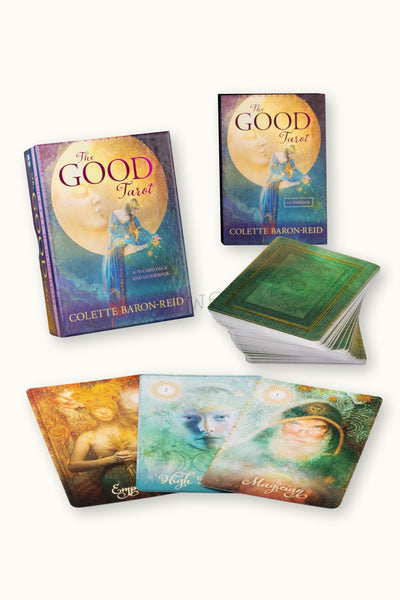The Good Tarot/ Den Goda Tarot leken