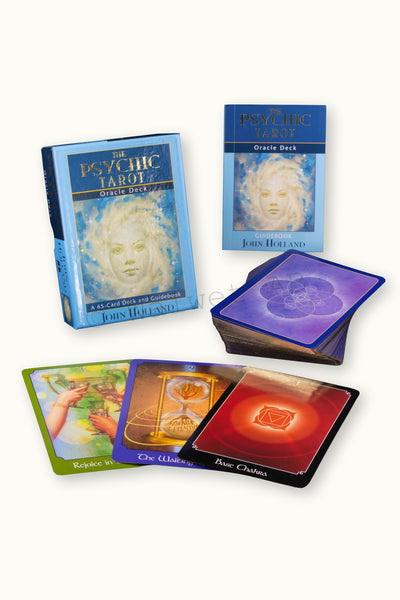 Den psykiska tarot orakel kortleken/ The Psychic Tarot Oracle Deck