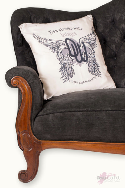 WINGS pillowcase - DesignWerket