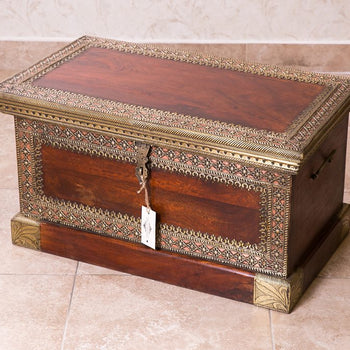 Rose Wood Box
