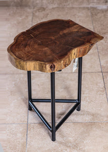 Accessories - Wood Block Stool